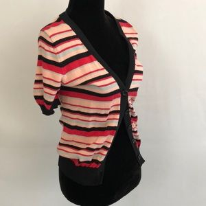 Forever 21 Boutique stripe vintage look sweater M
